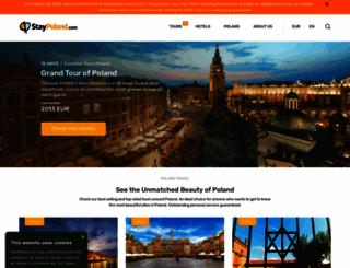 polhotels.com screenshot