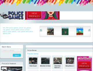 police-games.net screenshot