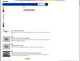 policianew.blogspot.com.br screenshot