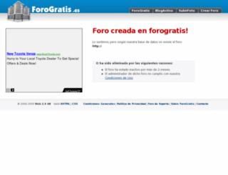 policias.forogratis.es screenshot