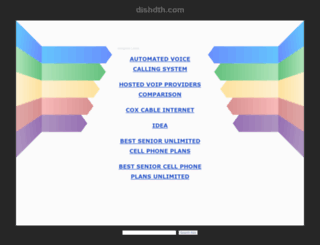 policy.dishdth.com screenshot