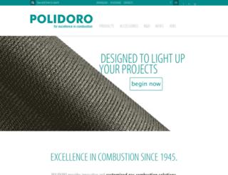 polidoro.com screenshot