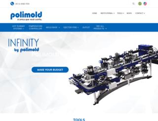 polimold.com.br screenshot