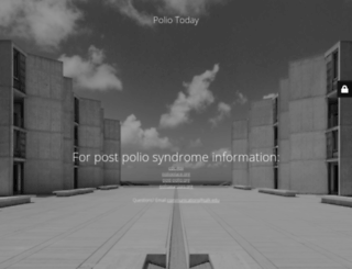 poliotoday.org screenshot