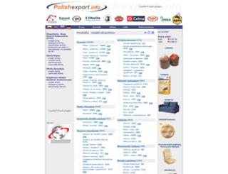 polishexport.info screenshot