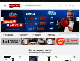 polishop.com.br screenshot