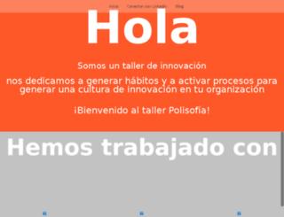 polisofia.com screenshot