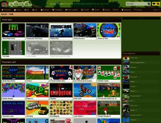 politi.spillespill.no screenshot