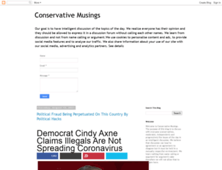 political-conservatives.blogspot.hu screenshot