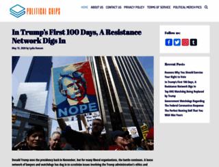 politicalchips.org screenshot