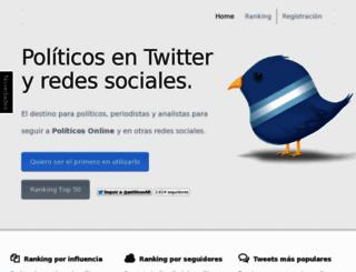 politicosonline.com screenshot