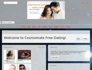 politics.cosmomate.com screenshot