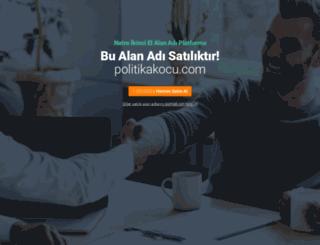 politikakocu.com screenshot