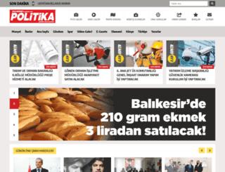 politikam.com screenshot