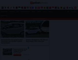 polizei-schweiz.ch screenshot