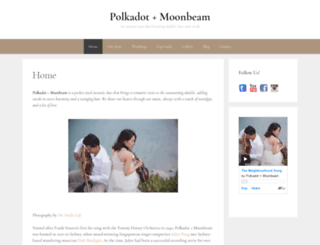 polkadotandmoonbeam.com.au screenshot