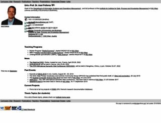 polleres.net screenshot