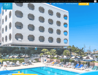 pollinihotels.com screenshot