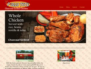 pollotote.com screenshot