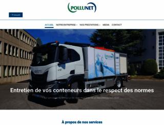 pollunet.com screenshot
