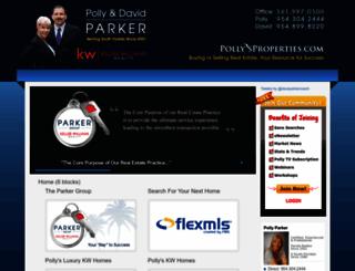 pollysproperties.com screenshot