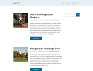 polo101.com screenshot
