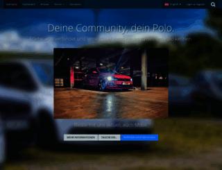 polo6rfreunde.de screenshot