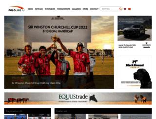 pololine.com screenshot