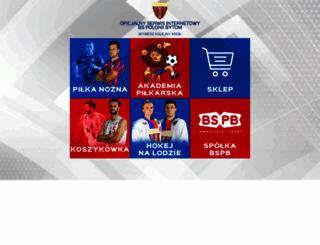 poloniabytom.com.pl screenshot