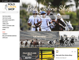 poloonlineshop.com screenshot