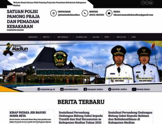 polpp.madiunkab.go.id screenshot