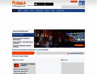 polskaniezwykla.pl screenshot