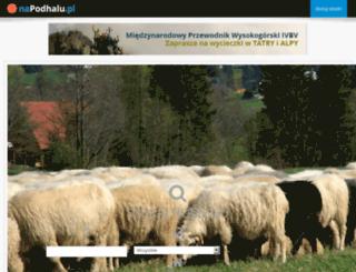 polskaonline.org screenshot