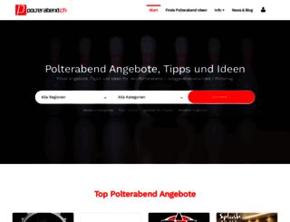 polterabend.ch screenshot