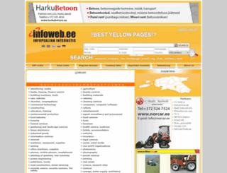 polvamaa.infoweb.ee screenshot