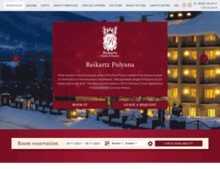 polyana.reikartz.com screenshot