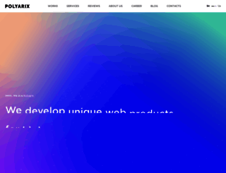 polyarix.com screenshot