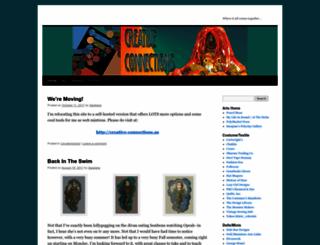polyarts.wordpress.com screenshot