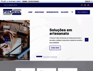 polycol.com.br screenshot