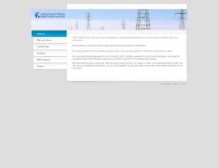polycomtec.com screenshot