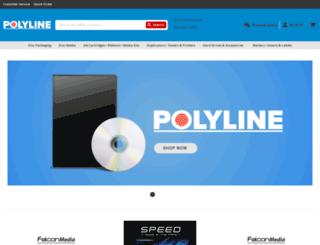 polylinecorp.com screenshot