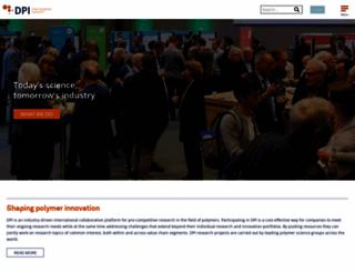 polymers.nl screenshot