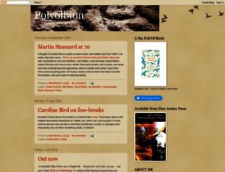 polyolbion.blogspot.com screenshot