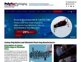 polypak.com screenshot
