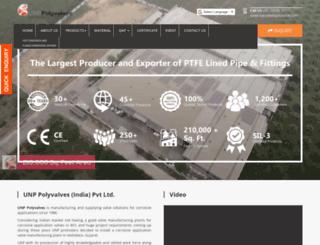 polyvalve.com screenshot