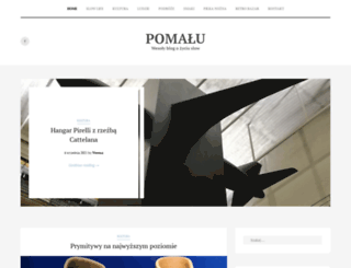 pomalu.pl screenshot