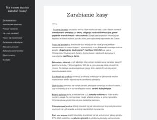 pomnazanie-pieniedzy.pl screenshot