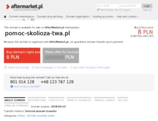 pomoc-skolioza-twa.pl screenshot