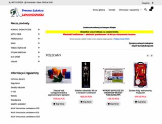 pomocedydaktyczne.info screenshot
