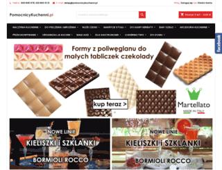 pomocnicykuchenni.pl screenshot